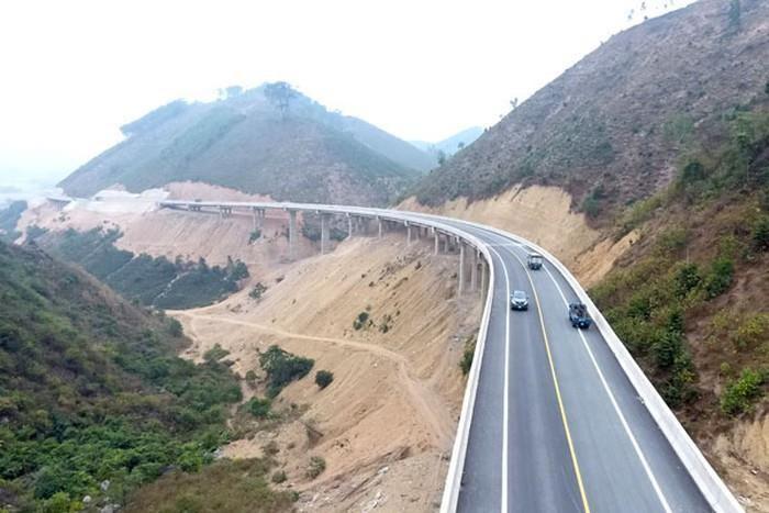 Tuyến đường Chợ Mới – Bắc Kạn có quy mô tương đương với cao tốc Thái Nguyên – Chợ Mới.