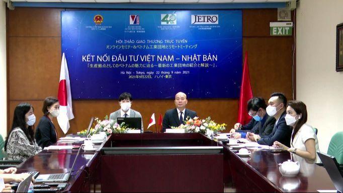 Đại diện JETRO Hà Nội cho rằng, các doanh nghiệp Nhật Bản vẫn tìm cách đầu tư vào Việt Nam trong bối cảnh những hạn chế mới.