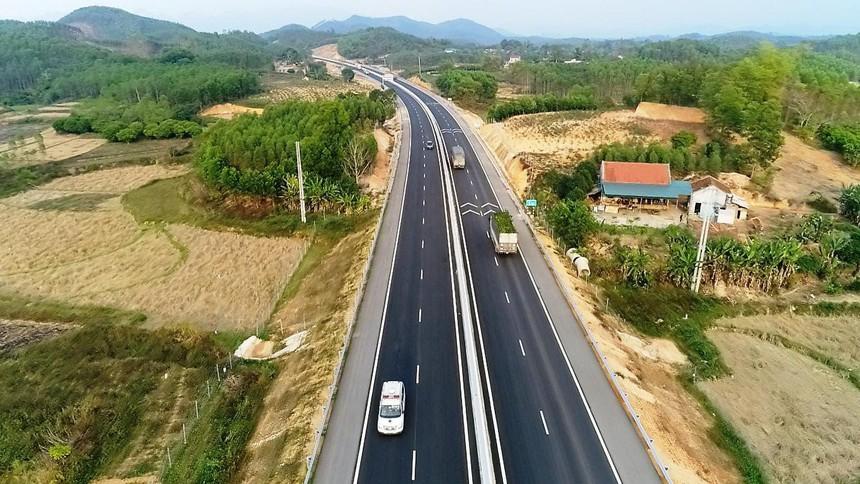 Một đoạn cao tốc Bắc Giang - Lạng Sơn được đầu tư theo hình thức PPP.