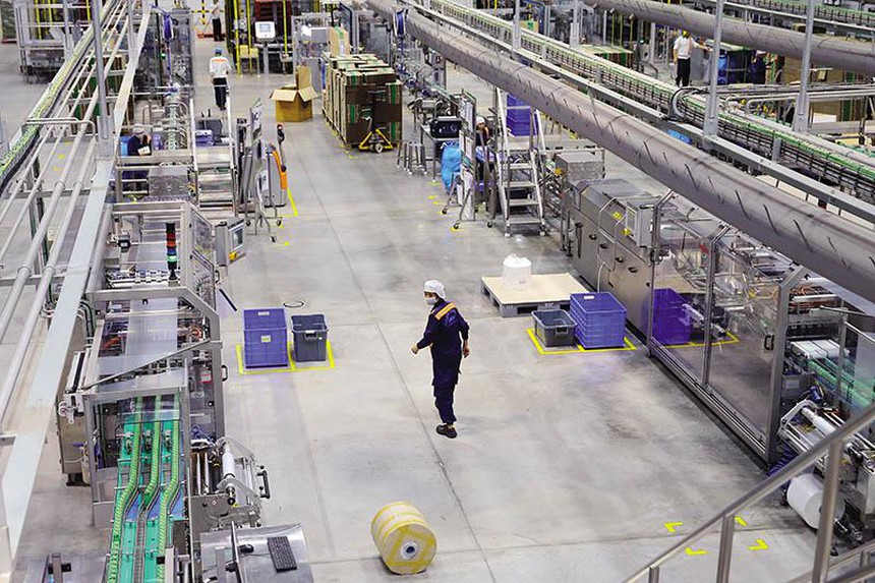 Nhà máy của Nestlé tại Hưng Yên