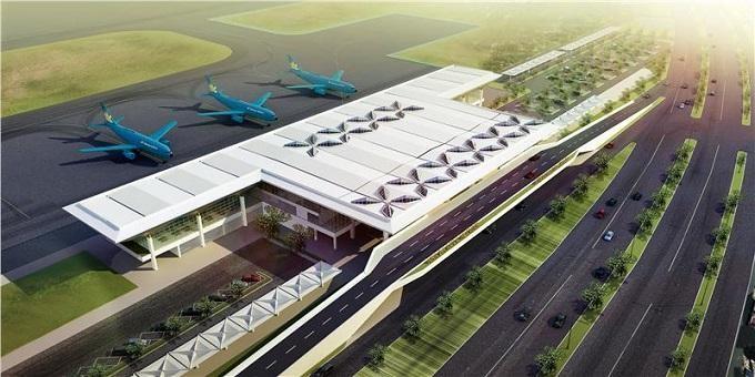 Dự án Nâng cấp, mở rộng Cảng hàng không Quốc tế Vinh là một trong những công trình trọng điểm nằm trong Đề án.