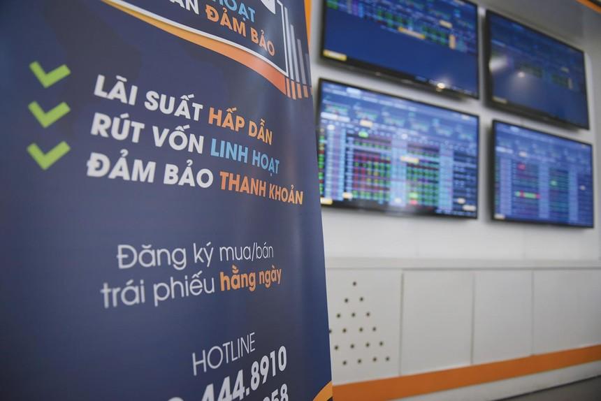Vừa qua, hàng loạt doanh nghiệp bất động sản lớn thông báo huy động thành công hàng ngàn tỷ đồng thông qua kênh trái phiếu. Ảnh: Dũng Minh