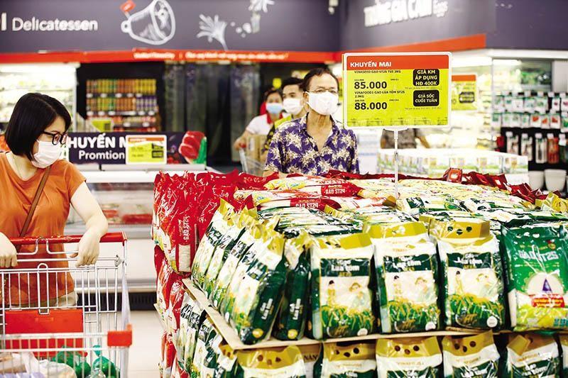 Tổng mức bán lẻ hàng hóa và doanh thu dịch vụ tiêu dùng tháng 9/2021 giảm 28,4% so với cùng kỳ năm trước