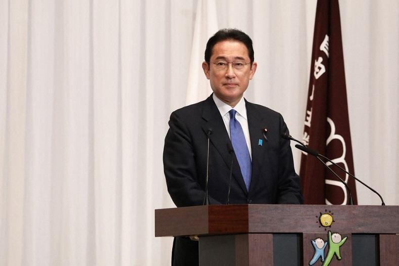 Ông Fumio Kishida, tân Chủ tịch đảng Dân chủ Tự do. Ảnh: AFP