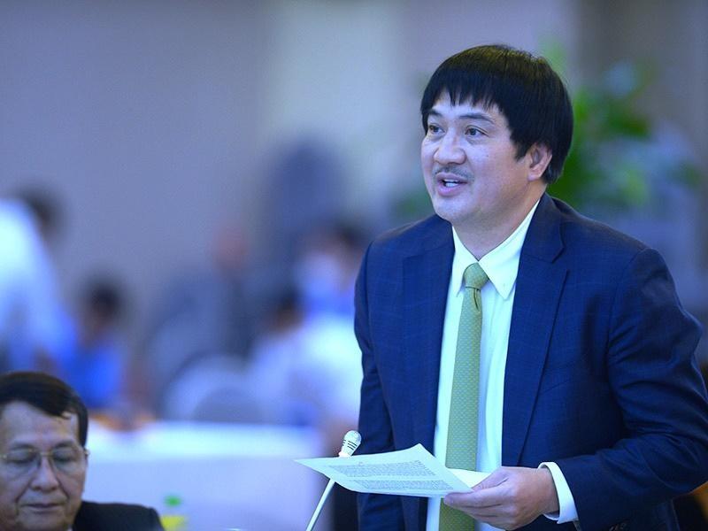 Ông Phạm Đình Đoàn, Chủ tịch Tập đoàn Phú Thái