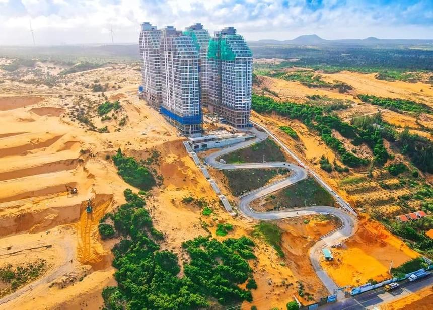 Siêu dự án Apec Mandala Wyndham Mũi Né do IDJ làm chủ đầu tư tại Bình Thuận.