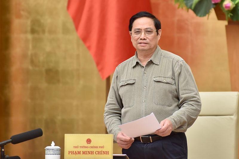 Thủ tướng Phạm Minh Chính chủ trì cuộc họp Ban Chỉ đạo Quốc gia phòng chống Covid-19 ngày 9/10