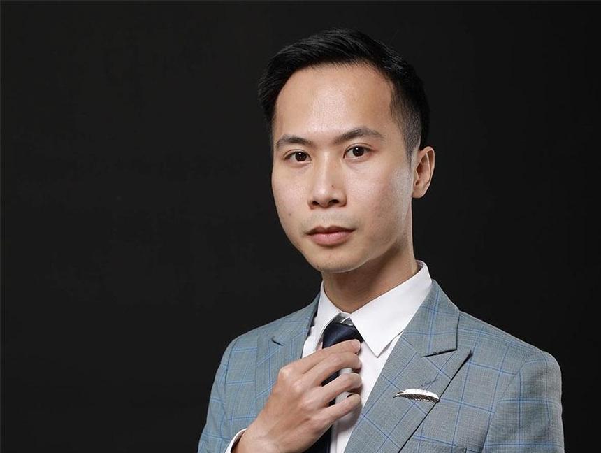 Nguyễn Hoàng Hải, đồng sáng lập, kiêm Giám đốc tài chính FLYER.