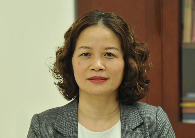 Bà Nguyễn Thị Thu Hà, Vụ trưởng Vụ Tuyên truyền và Hỗ trợ người nộp thuế (Tổng cục Thuế).