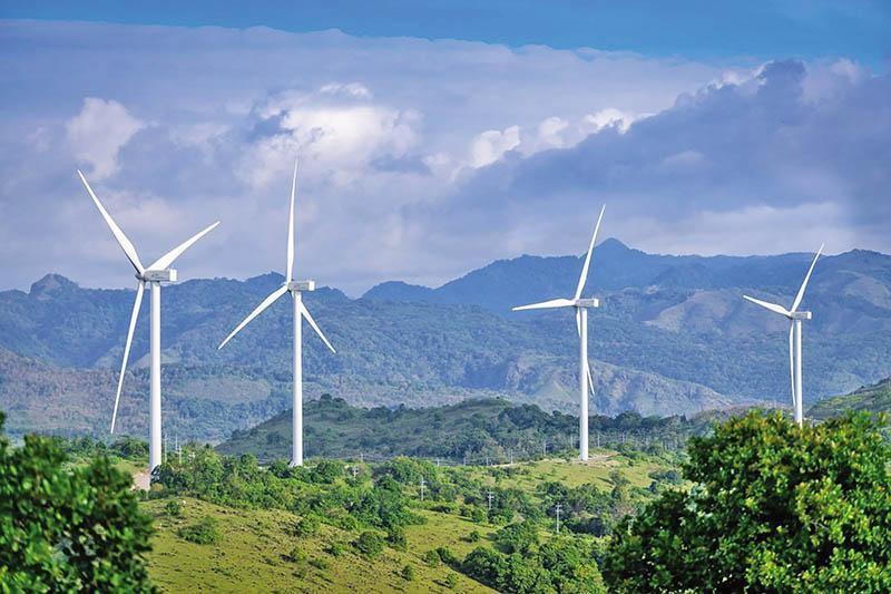 Hiện có 106 nhà máy điện gió với tổng công suất hơn 5.655 MW đăng ký thử nghiệm COD.