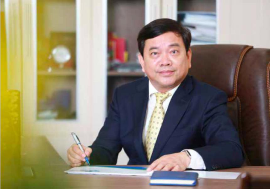 GS.TS Trần Thọ Đạt, Chủ tịch Hội đồng khoa học và đào tạo trường Đại học Kinh tế Quốc dân (Hà Nội).