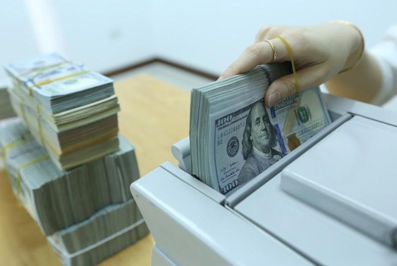 Dự báo đến cuối năm 2021 nợ nước ngoài quốc gia khoảng 3.297.000 tỷ đồng. (Ảnh minh hoạ của Duy Linh).
