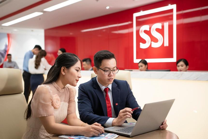 Cho vay ký quỹ kỷ lục 15.539 tỷ đồng, SSI báo lãi trước thuế quý II/2021 hơn 703 tỷ đồng