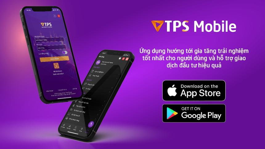 TPS chuyển sàn niêm yết và mục tiêu vào Top công ty chứng khoán hàng đầu Việt Nam