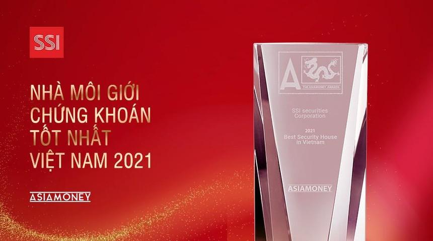 Đại diện Asiamoney chia sẻ về lý do trao danh hiệu Nhà môi giới chứng khoán tốt nhất Việt Nam cho SSI