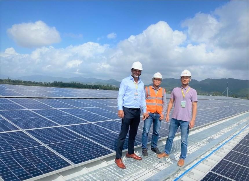 EDF Renewables rót vốn vào công ty thành viên về điện mặt trời áp mái của VinaCapital