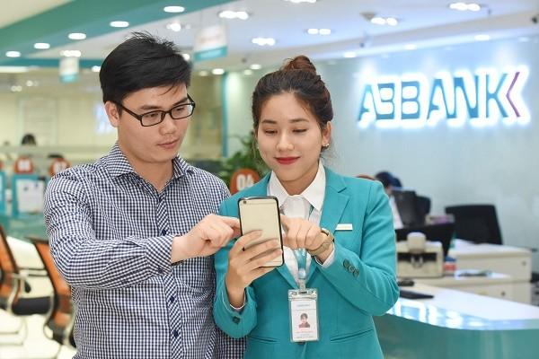 ABBANK tặng thêm lãi suất tiền gửi tiết kiệm online