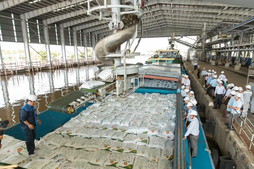 Đạm Cà Mau đạt 7 triệu tấn sản phẩm