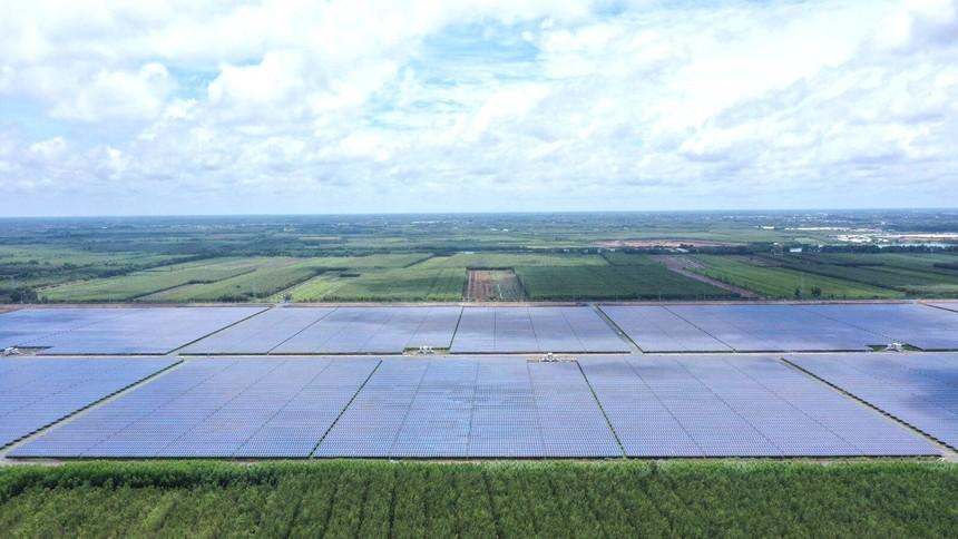 """Doanh nghiệp đầu tư vào điện mặt trời mong được """"gỡ khó"""""""