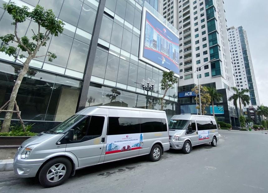 ShinhanBank và ValueSystem (Hàn Quốc) muốn sở hữu 21 triệu cổ phiếu Hoàng Huy (TCH)