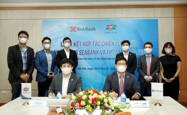 FPT và SeABank hợp tác chiến lược