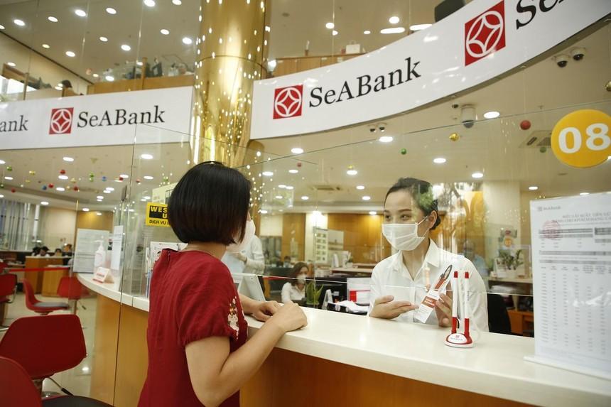 SeaBank (SSB) được tăng vốn điều lệ lên gần 14.785 tỷ đồng