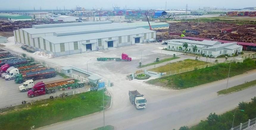 Nhà máy PLP tại Hải Phòng