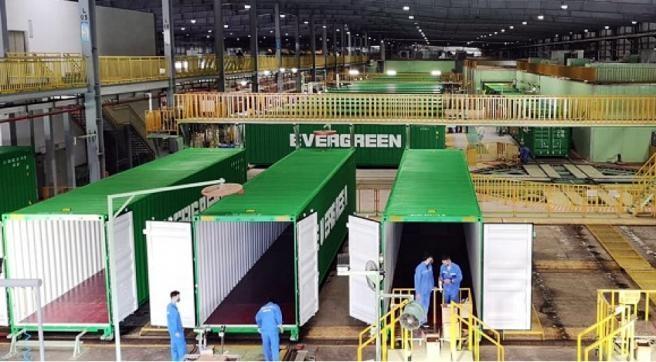 Hòa Phát tìm lời giải cho bài toán khép kín chuỗi sản xuất container