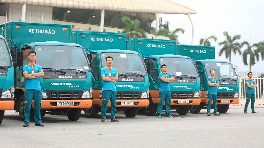 Viettel Post (VTP) phát hành hơn 20,5 triệu cổ phiếu trả cổ tức năm 2020
