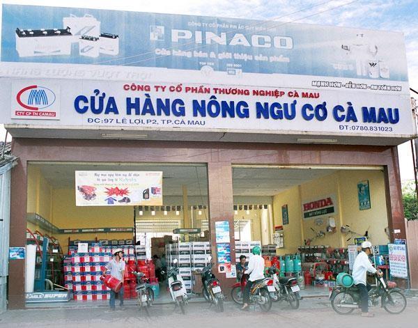 Thương nghiệp Cà Mau (CMV) chốt quyền trả cổ tức bằng tiền, tỷ lệ 8%
