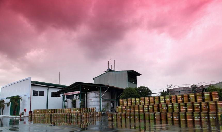 Hóa chất cơ bản Miền Nam (CSV): Cổ đông lớn nước ngoài đã bán ra 910.300 cổ phiếu