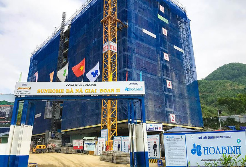 Hòa Bình (HBC) trúng thầu 2 dự án tại Hà Nội với tổng giá trị đạt 2.002 tỷ đồng.