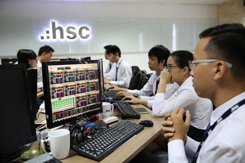 Thị trường đang vượt qua khó khăn