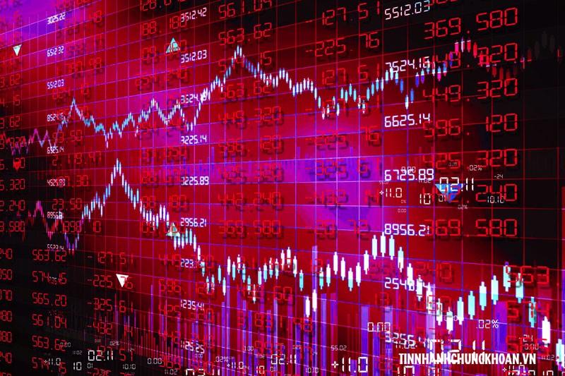 VN-Index vẫn giao dịch trong thị trường giá xuống