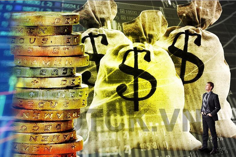 Dòng tiền lớn đang đổ vào thị trường