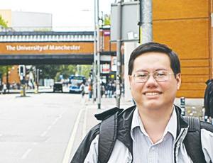 TS. Hồ Quốc Tuấn, Giảng viên Đại học Bristol Anh quốc