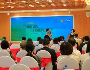 Hội nghị thành viên thị trường trái phiếu Chính phủ diễn ra tại HNX ngày 11/10