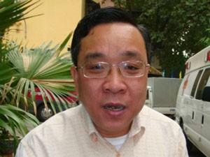 TS. Nguyễn Ngọc Hòa